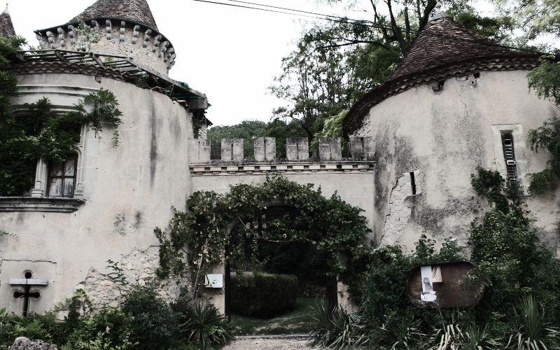 chateau de saint dau figeac