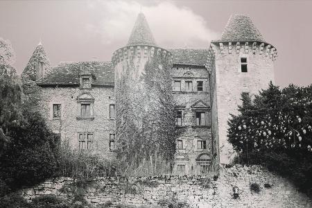 chateau de saint dau à figeac