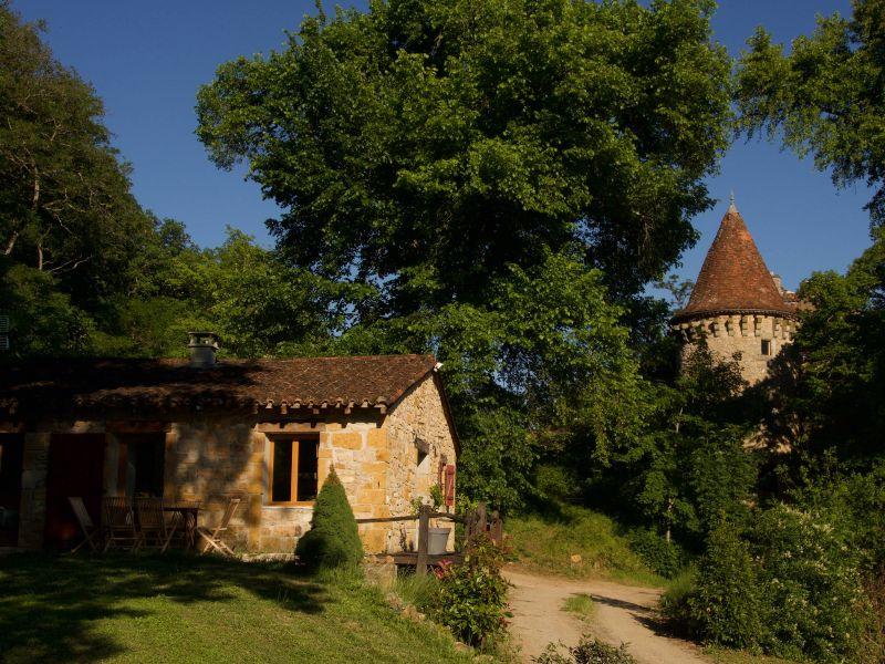 location chateau lot